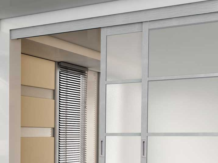 Porte Coulissante Separation porte coulissante pour séparation/cloison à sèvres, levallois et paris