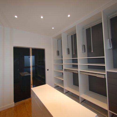 dressing sur mesur dressing en l beau fabriquer porte de. Black Bedroom Furniture Sets. Home Design Ideas